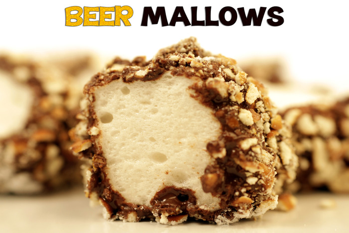 Beer Mallows !!!