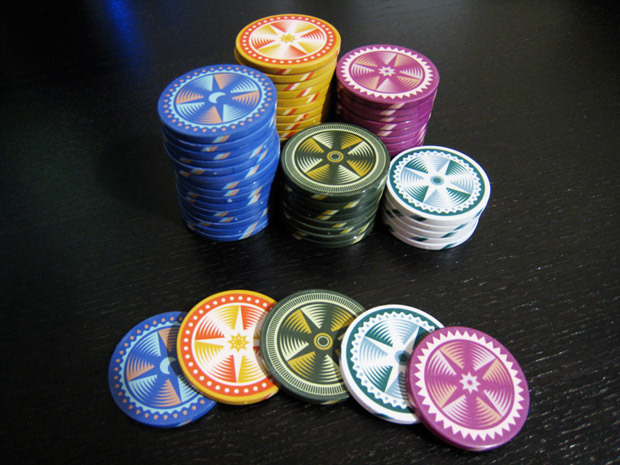Polaris Poker Chips -- See below for pricing