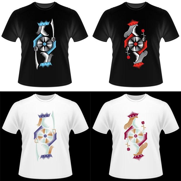 Polaris T-shirts -- Add $15 each ($20 international)