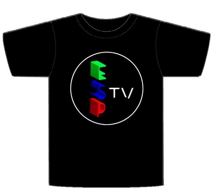 Option #1: Basic logo on black
