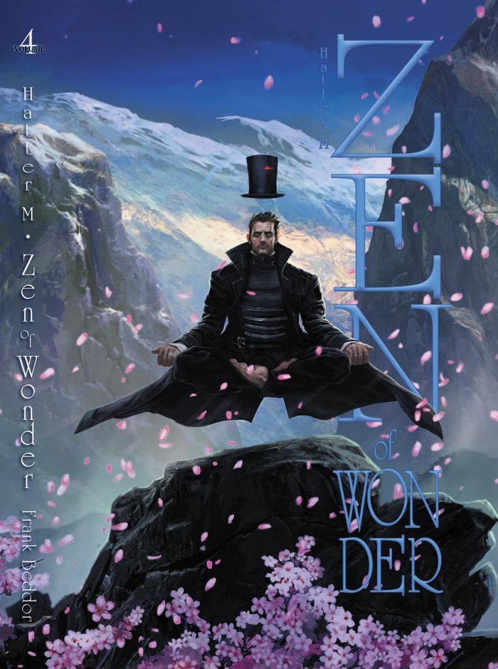 Receive Zen of Wonder this April!