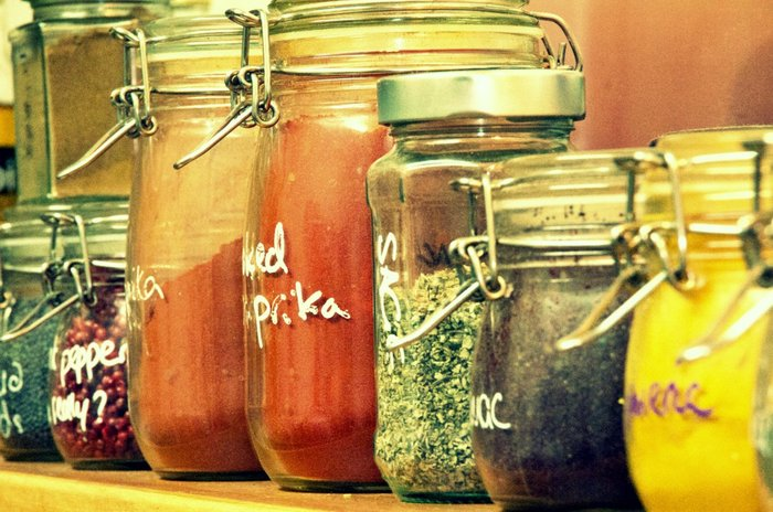 Some of our spices