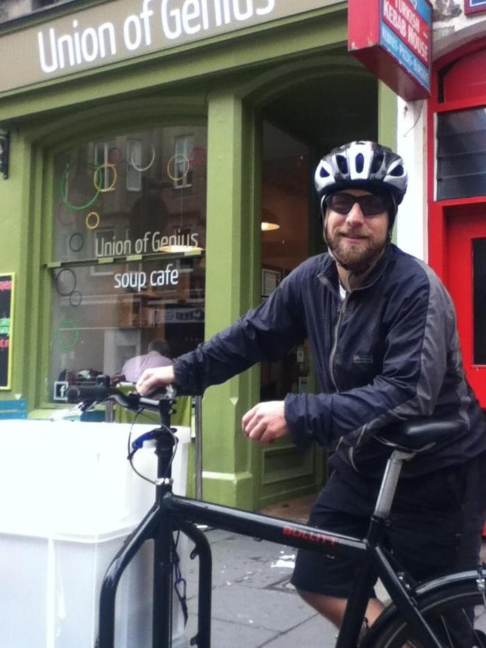 Neil from Pronto Pedal Power