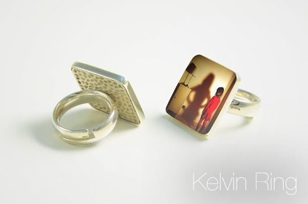 Kelvin Ring (white gold)
