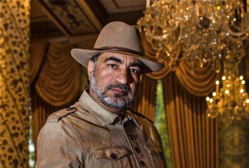 Actor/Filmmaker Sayed Badreya