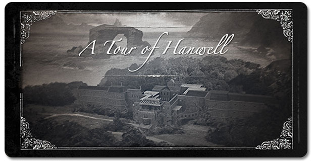 The biggest entertainment ever to hit the LCD screen! It's amazing! It's scarifying! It's disgustipating! A Tour of Hanwell is an in-depth look into the making of Asylum and the team behind it.