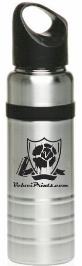 Stainless Steel bottle, for only a $9 pledge.