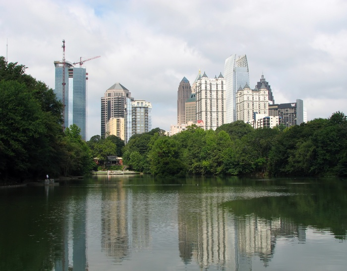 Atlanta, such a beautiful city. Sadly most of the food is shipped in from countless miles away. This practice is detrimental to our environment, we would like to change this! We plan to grow everything here and have it consumed right here in Atlanta!