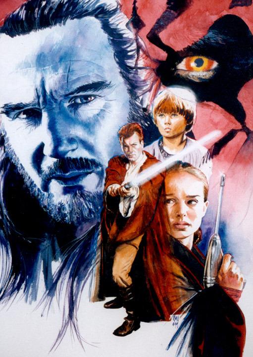 Star Wars fan art by Ken