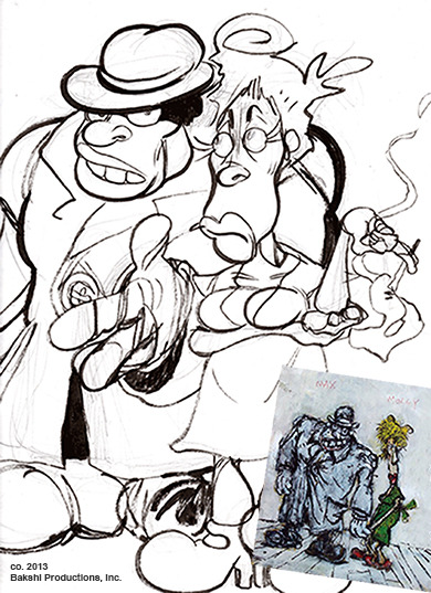 """""""Max and Molly"""" by Colleen Cox and Ralph Bakshi"""