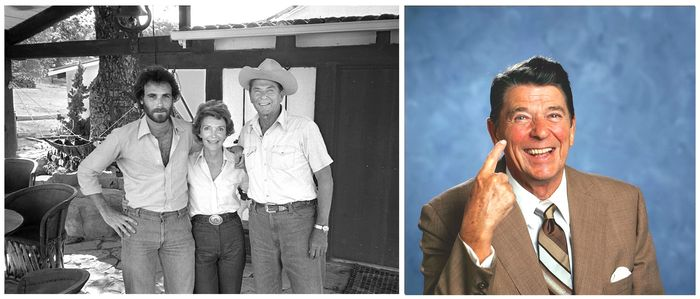 (left) ©1980 Michael Evans; (right) ©1981 Tom Zimberoff
