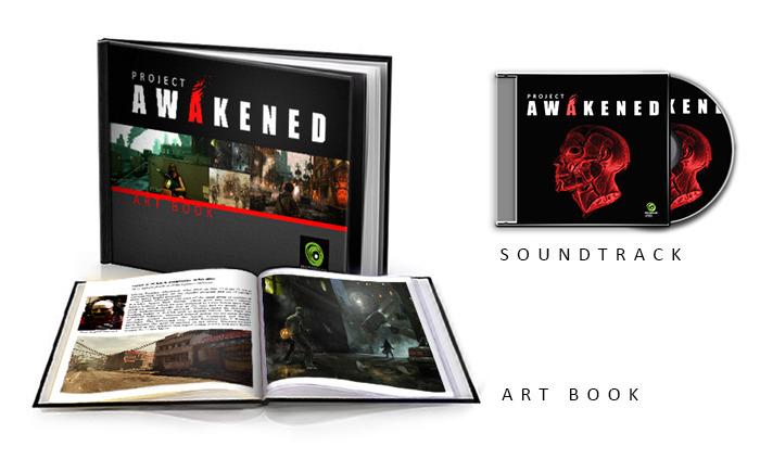 Soundtrack and Art Book Concept