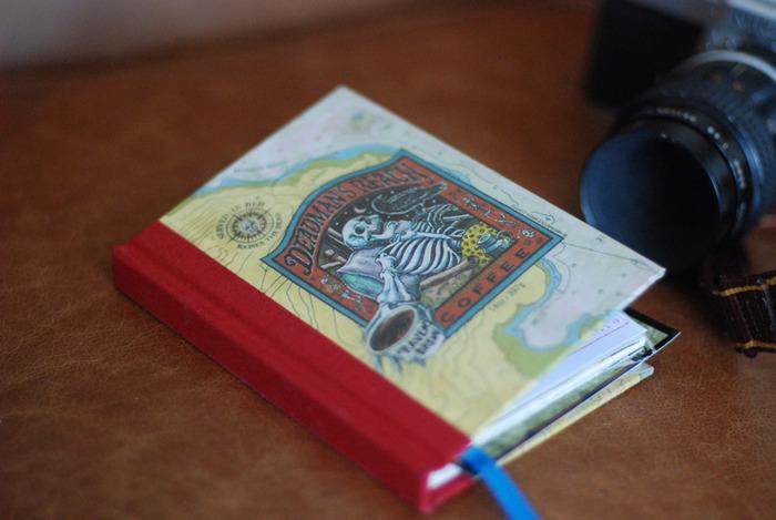 Deadman's Reach Sketch Book facsimile