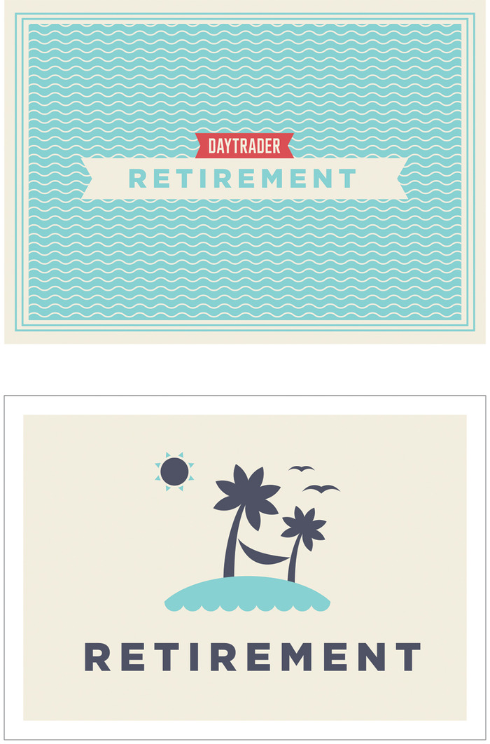 Retirement Card. You need one of these to win!
