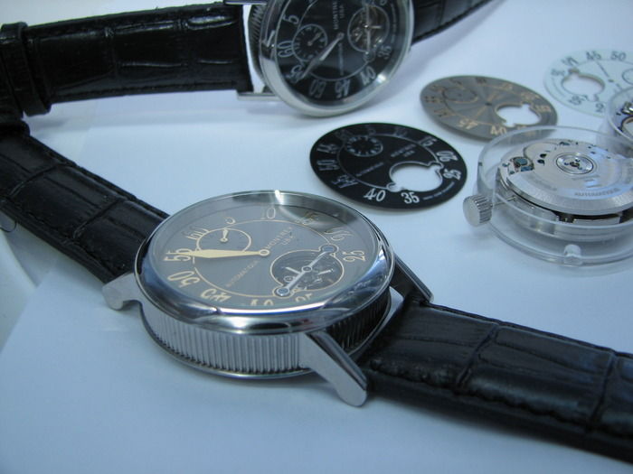 Montrex Watch Components