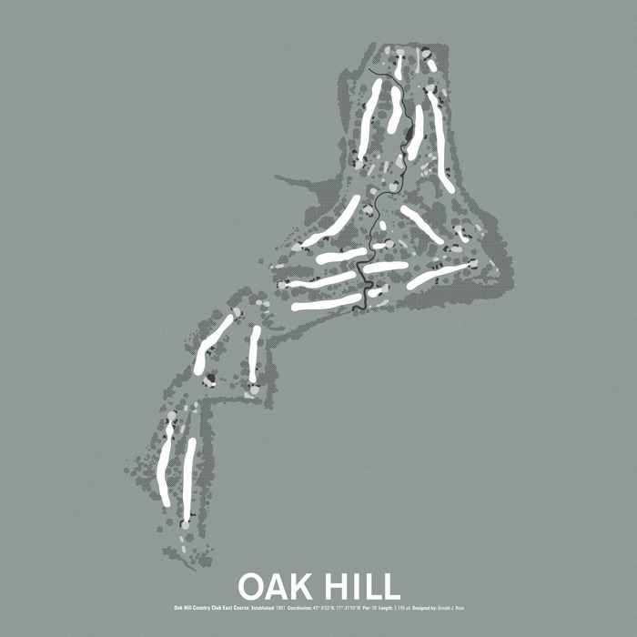 PGA Championship at Oak Hill Country Club (East Course)