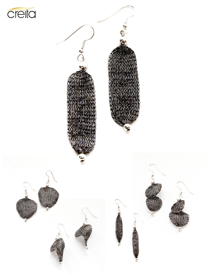 Creita small earrings