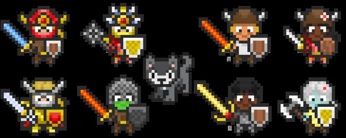 Character Customizations