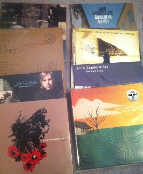 ALL THE VINYL package. You should get this!!!