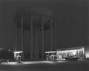 Petits Mobil Station, Cherry Hill, New Jersey, 1974