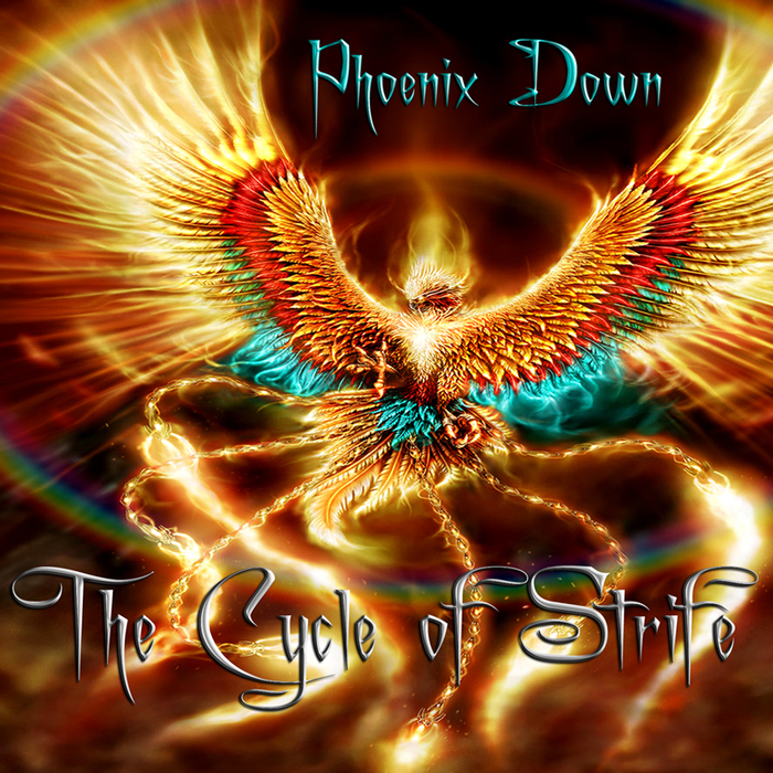 The Cycle Of Strife Deluxe Edition Album Cover