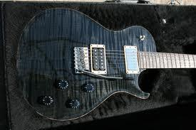 PRS Mark Tremonti Signature model Autographed by the band and used on the CD