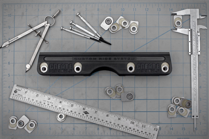 CRS Frame First Prototype V.1