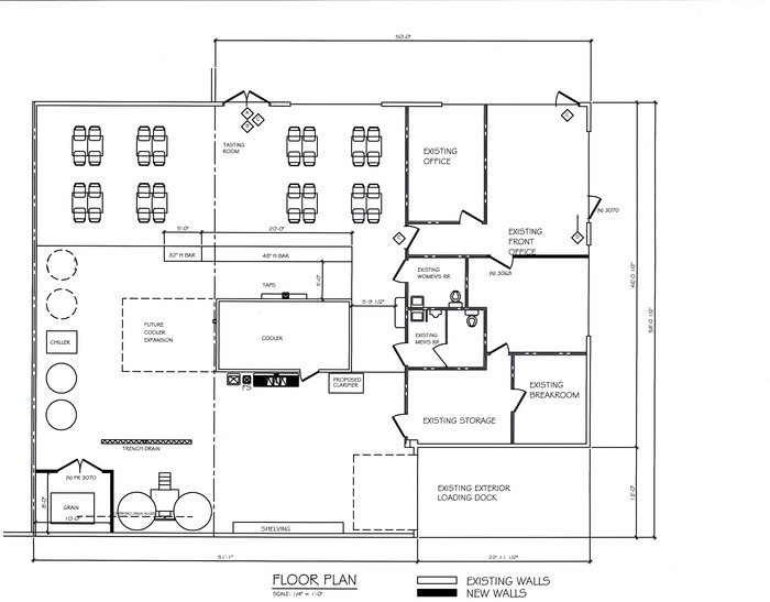 Our proposed floorplan!!