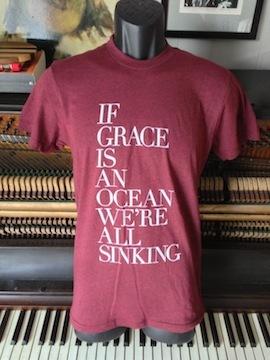 """If Grace is an Ocean"" Tee"