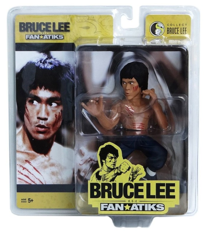 Bruce Lee Action Figure (a reward)