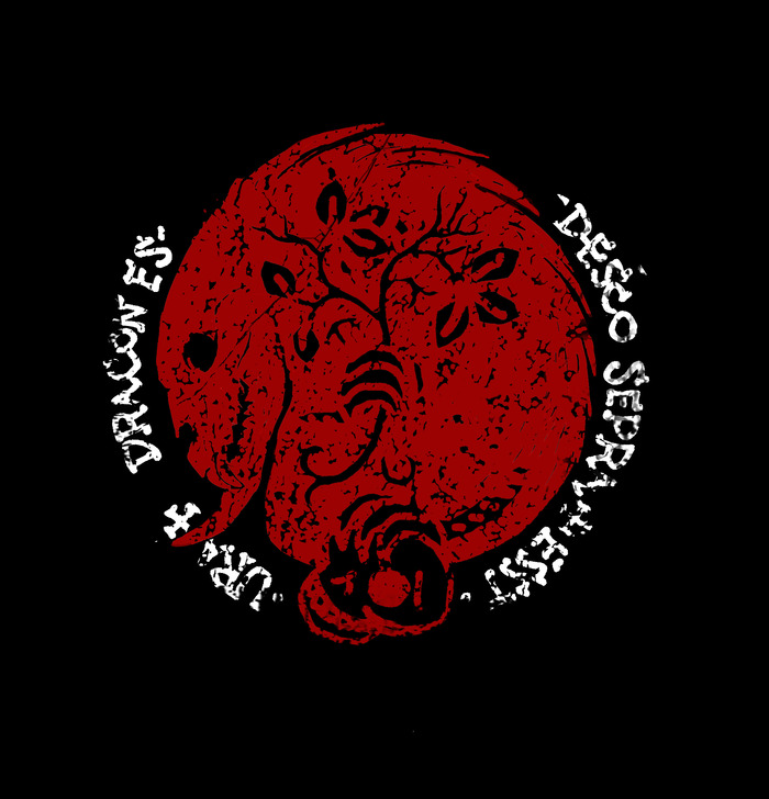 """The Calder's End """"Curse Inscription"""" T SHIRT - Designed by Mike Mignola. Found on an ancient parchment on the Grimshaw property, this symbol represents the true evil that lies beneath the Mill at Calder's End."""