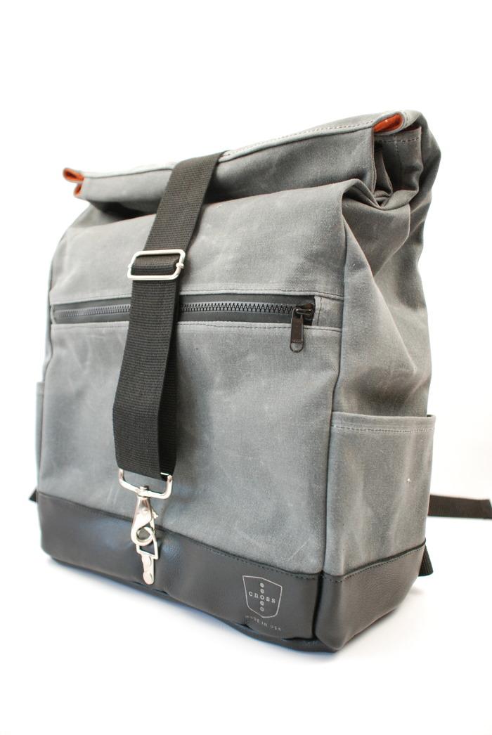 The NEW Cross Bag Satchel