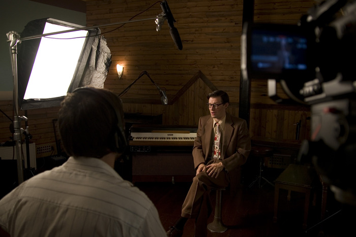 Behind the scenes, After 68 Interview - Tempe, Arizona