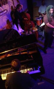 Live at Snug Harbor Jazz Bistro, New Orleans