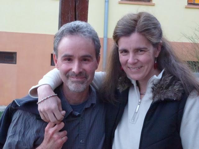 Ben and Maria