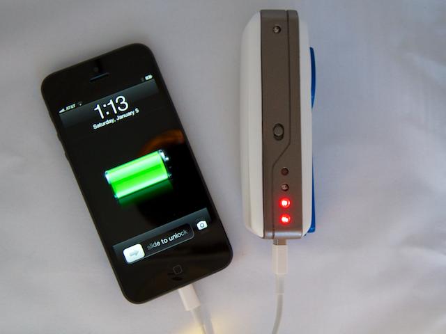 SOSCharger iPhone