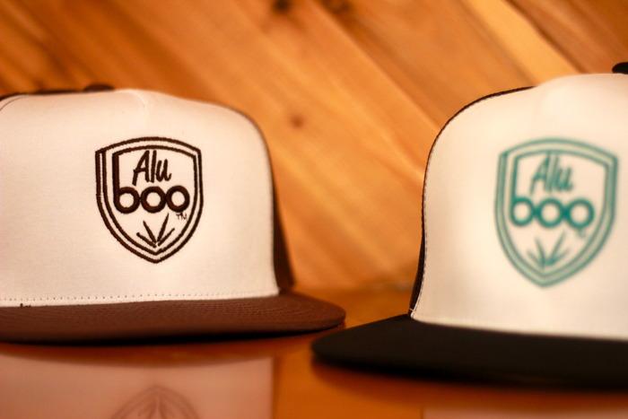 Aluboo trucker cap