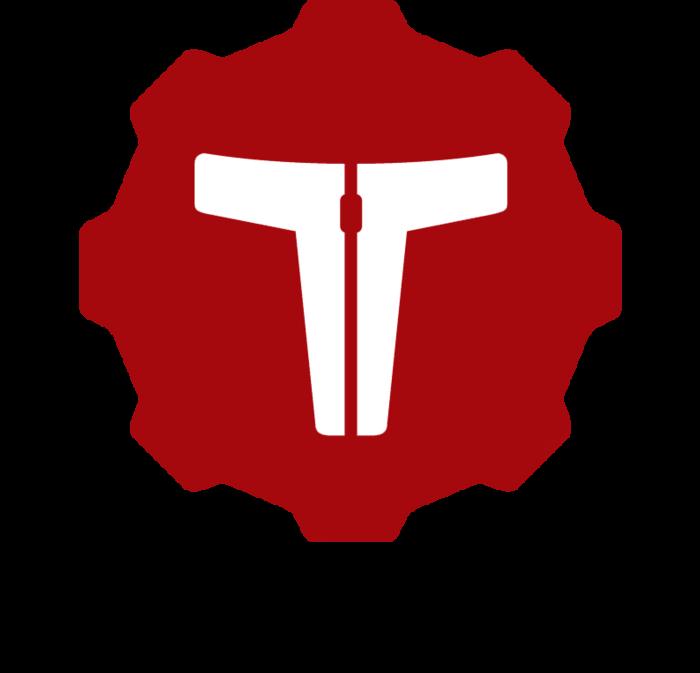 Tactus Gear Sticker