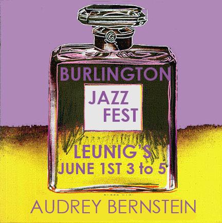 Burlington Jazz Fesitval 2012