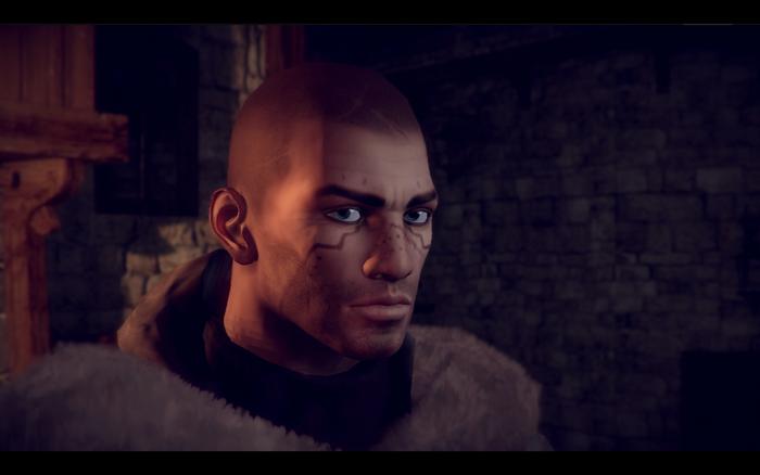 In-game real-time screenshot of Kian Alvane