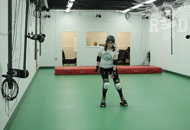 Motion capture recording
