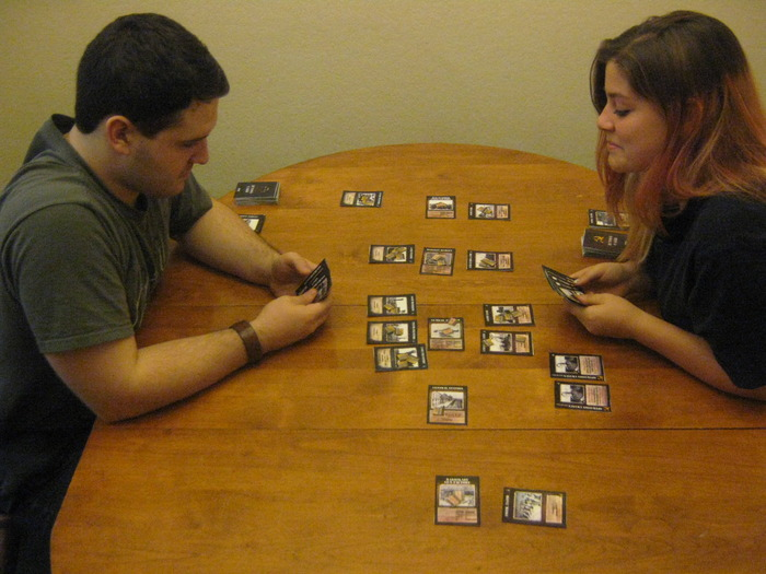 Sibling rivalry reaches a whole new level with a prototype version of the game...