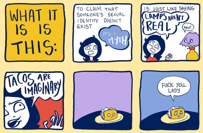 """From contributor Kate Leth, of """"Kate or Die"""""""