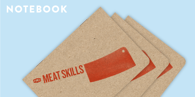 """A PMC """"Meat Skills"""" Scout Book could be yours: $200 Reward Tier"""