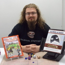 "Kevin Mickelson author of ""Mask of Death"""