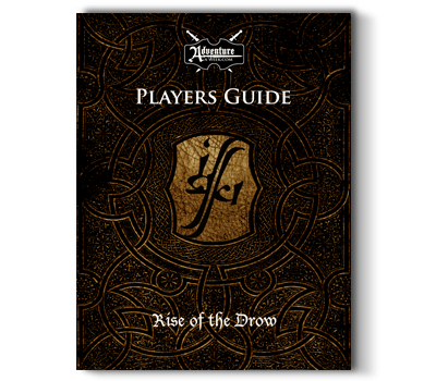 Don't just throw your players to the underwolves!  Give them a fighting chance in the claustrophobic underworld with the official Players Guide!