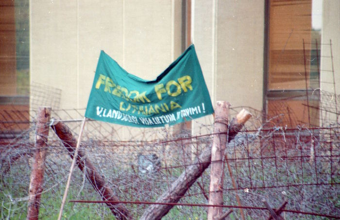 """Freedom for Lithuania"" 1991"