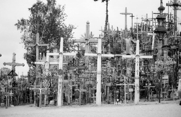 The Hill of Crosses.