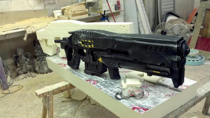 eva rifle