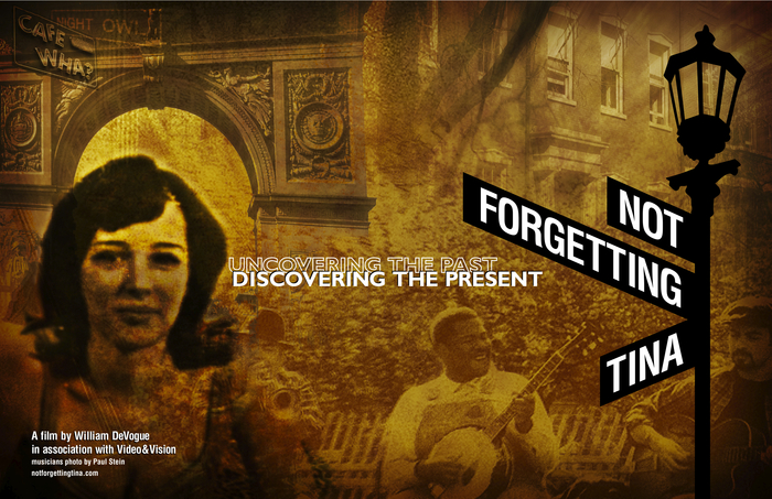 'Not Forgetting Tina' Movie Poster